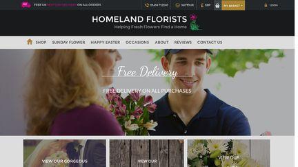 HomelandFlorists.co.uk