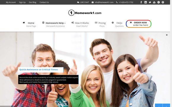 1 Homework1.com