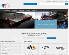 Hondapartsflorida.com