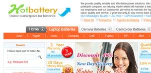 Hotbattery.co.uk