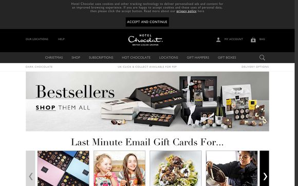 HotelChocolat.co.uk