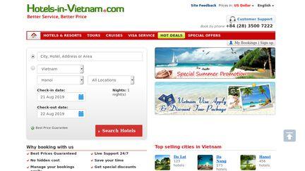 Hotels-in-Vietnam.com