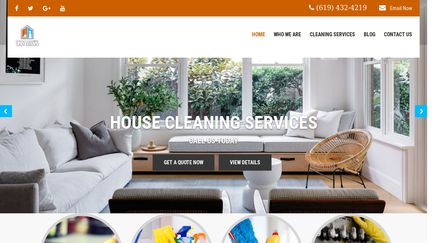 Housecleaningsandiego.net