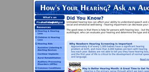 Hows Your Hearing.org