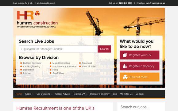HumresConstruction.co.uk