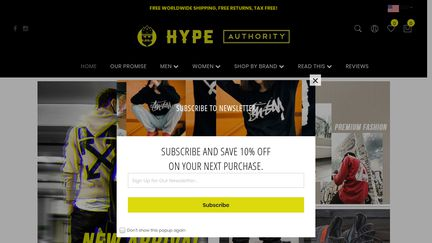 Hype Authority
