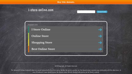 I-store-online
