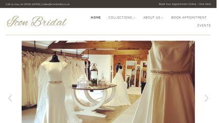 IconBridal.co.uk