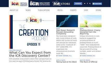 Icr.org