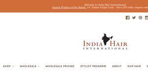 India Hair International