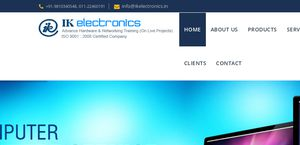 IKElectronics.in