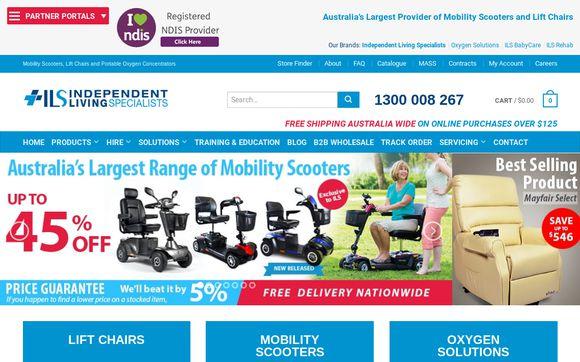 IndependentLivingSpecialists.com.au