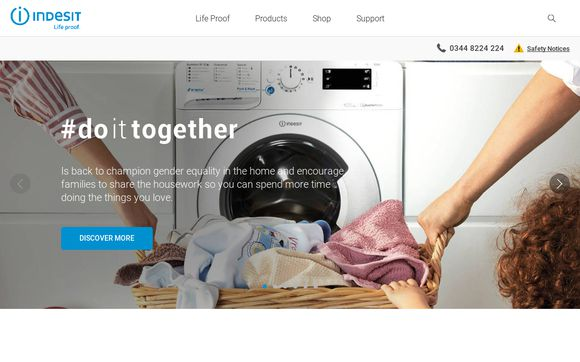 Indesit.co.uk