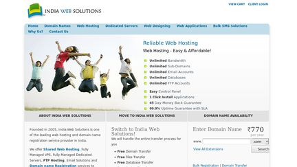 IndiaWebSolutions
