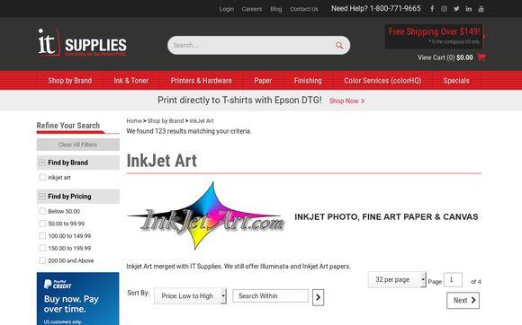Ink Jet Art