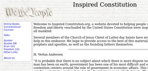 Inspiredconstitution.org