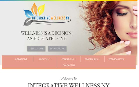 Integrative Wellness Doctor, Aesthetic Specialist In Brooklyn, NY