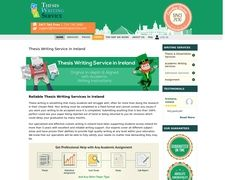 Thesis Writing Services In Ireland