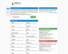 isitdownrightnow.com