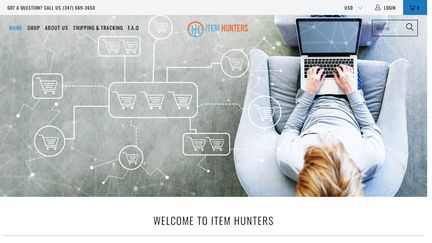 Item Hunters