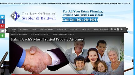 The Law Offices of Stabler & Baldwin, P.A.