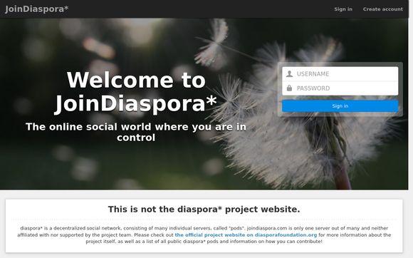 JoinDiaspora