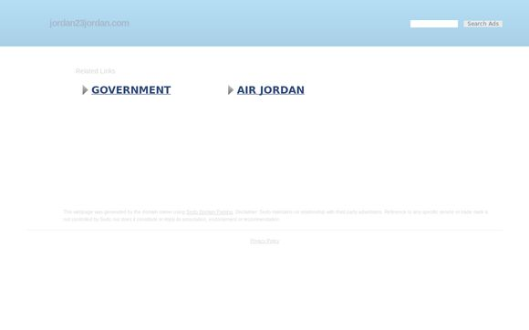 Jordan23jordan