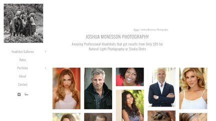 Joshuamonesson.com