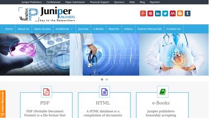 Juniper Publishers