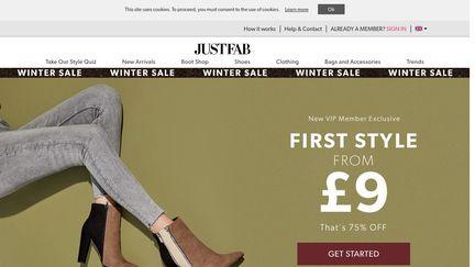 JustFab.co.uk