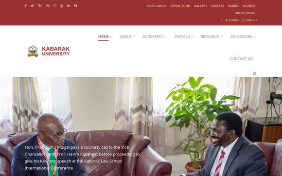 Kabarak University