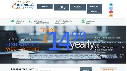 KeenWeb.co.uk