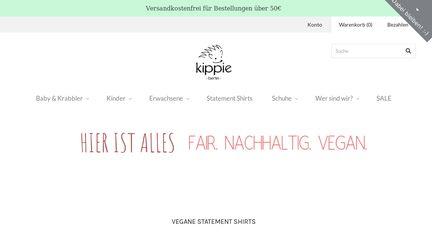 kippie berlin - Ethical Kids Fashion GmbH