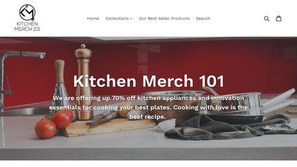 Kitchen Merch 101