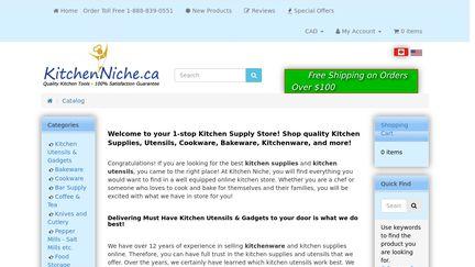 KitchenNiche.ca