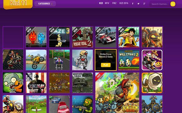 Kizi 11 Games