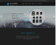 Kn-rubberproducts.com
