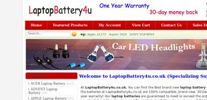 LaptopBattery4U.co.uk