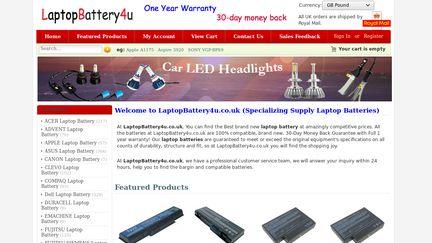 LaptopBattery4U.co.uk