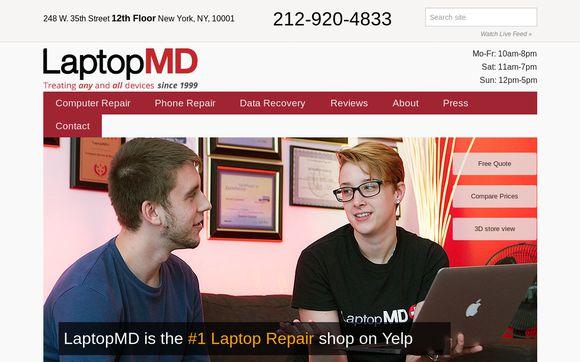 LaptopMD