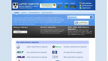 LaptopMemoryUpgrade