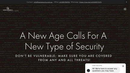LeanSecurity.com.au