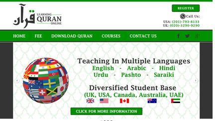 LearningQuranOnline