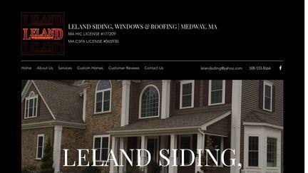 Leland Siding