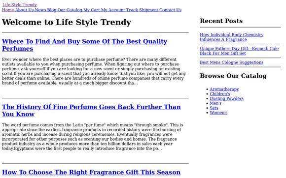 Life Style Trendy