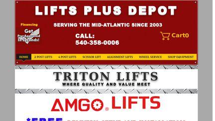 Lifts plus depot