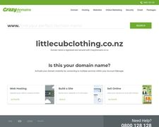 Littlecubclothing.co.nz