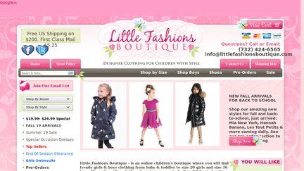 Little Fashions Boutique