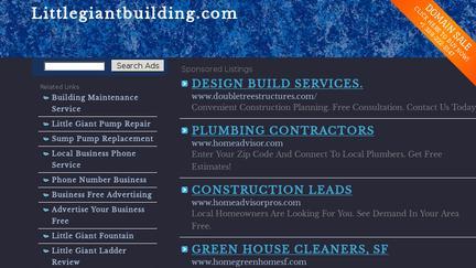Littlegiantbuilding.com