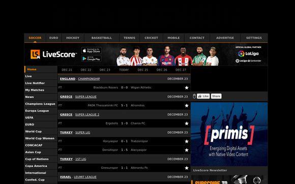 LiveScore.com